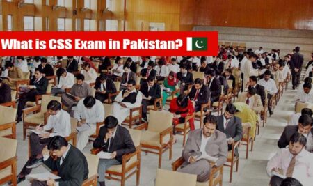 What is the CSS Exam? When this exam is held and what is its criteria