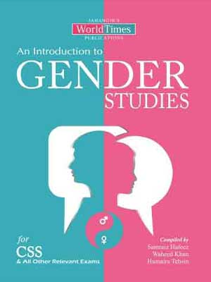 An Introduction To Gender Studies for CSS